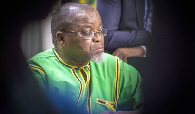 Mantashe: Slate politics within ANC are problematic & dangerous