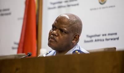 Phahlane slams media over cop shooting video