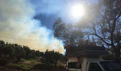 Gale-force winds hamper firefighting in Paarl