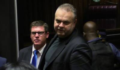 'I'm still kicking,' says Krejcir during court appearance