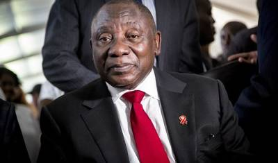Zuma ditches Davos, Ramaphosa set to ease investor confidence