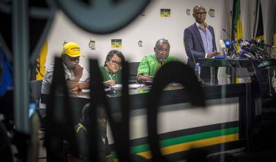 ANC stalwarts to discuss details of consultative conference