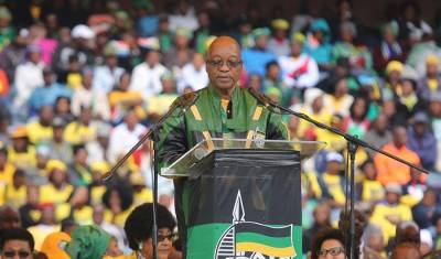 Zuma: Party members should look forward to ANC's elective conference