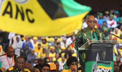Zuma: It's not yet time to speak of candidates for elective conference