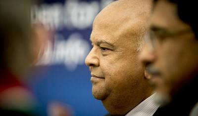 'Lawyers to review Guptas' latest attack on Gordhan'