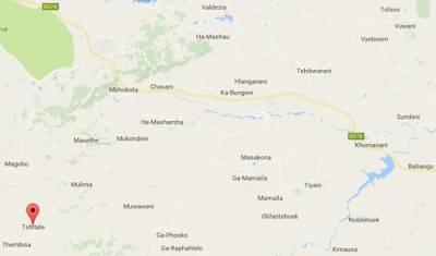 School torched in town near Vuwani