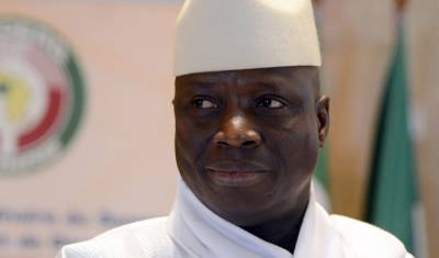 The Gambia's Jammeh agrees to step down - report