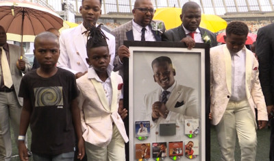 [WATCH] SA bids farewell to Sfiso Ncwane