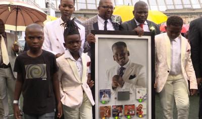 [WATCH] SA bids farewell to Sfiso Ncwane