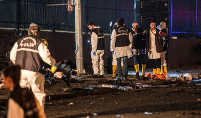 At least 10 arrested in connection with Istanbul twin bombings