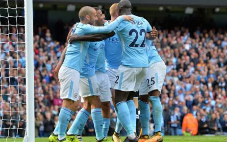 Man City routs Liverpool 5-0, ideal  Man United start ends