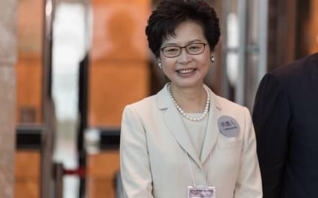 Hong Kong Elite Elect China-Backed Candidate as Leader