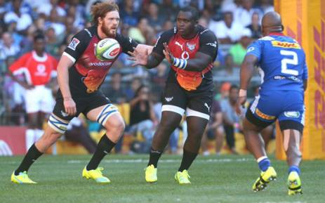 The Stormers vs The Bulls on 27 February 2016 in Cape Town. Picture: @BlueBullsRugby.