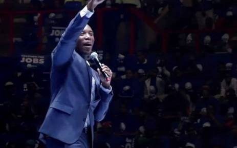 FILE: DA leader Mmusi Maimane. Picture: Screenshot from YouTube.