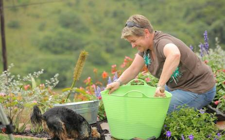 FILE: Gardening Guru, TV personality and editor of 'The Gardener' and 'Die Tuinier' magazines, Tanya Visser. Picture: Tanya Visser Facebook page.