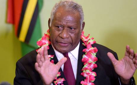 Vanuatu's President dies after suffering heart attack