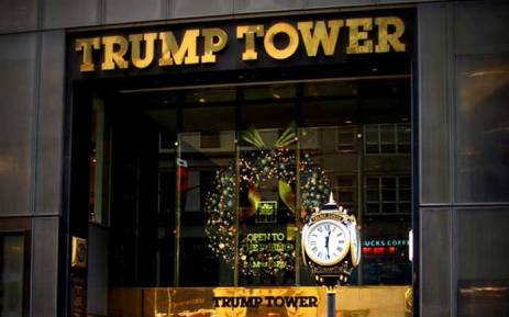 4-Alarm Fire Breaks Out at Trump Tower in New York