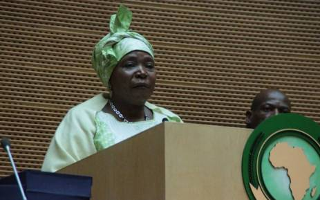 African Union Commission chairperson Nkosazana Dlamini-Zuma. Picture: African Union Facebook page.