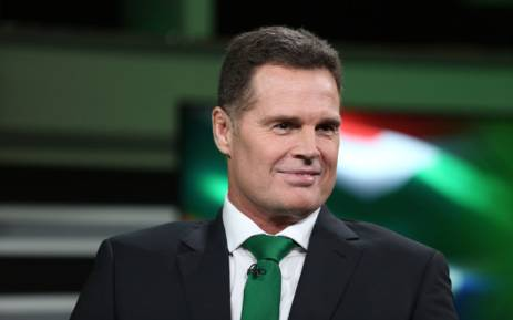 Rassie Erasmus at a press briefing after it was announced that he has been named as the new Springbok coach on 1 March 2018. Picture: Christa Eybers/EWN