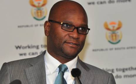 Police Minister Nathi Mthethwa. Picture: GCIS.