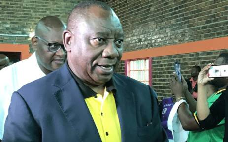 President Ramaphosa holds talks with ANC Veterans League