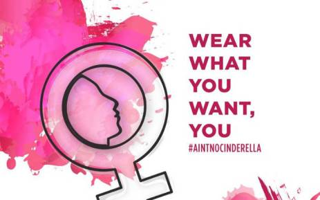 Women in India are using #AintNoCinderella to challenge regressive curfews. Picture: Twitter/@pantaloonsindia