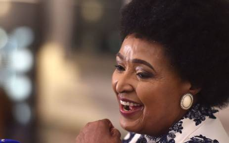 Mandela's ex-wife Winnie admitted in hospital