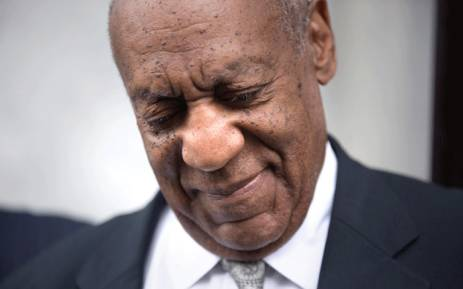 Bill Cosby leaves the Montgomery County Courthouse on 17 June 2017. Picture: AFP