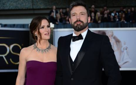 FILE: Ben Affleck and Jennifer Garner.  Picture: AFP.