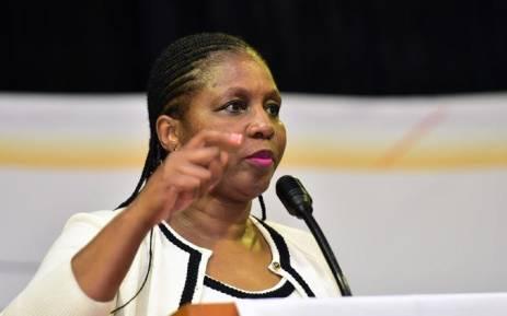 FILE: Communications Minister Ayanda Dlodlo. Picture: GCIS