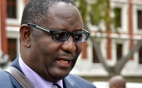 Cosatu General Secretary Zwelinzima Vavi. Picture: EWN