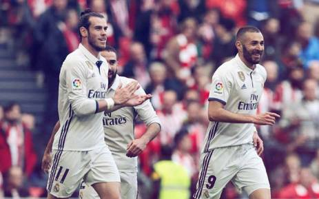 Real Madrid edge closer to La Liga title after Casemiro and Karim Benzema secure 2-1 win at Athletic Bilbao. Picture: Facebook.