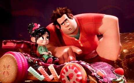 'Wreck-It Ralph 2'. Picture: Facebook.