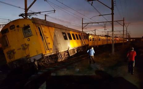 Trains On Cape Town's Central Line Suspended Again