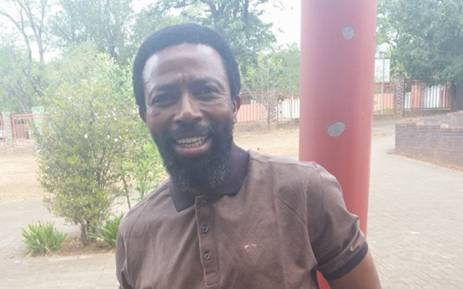 The former AbaThembu King, Buyelekhaya Dalindyebo, outside Mthatha High Court. Picture: Yanga Pampatha Soji/iWitness