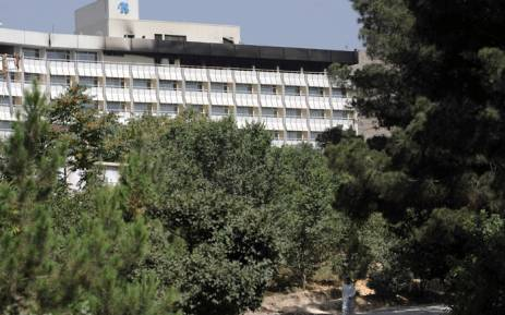 Gunmen attack Kabul's Intercontinental Hotel
