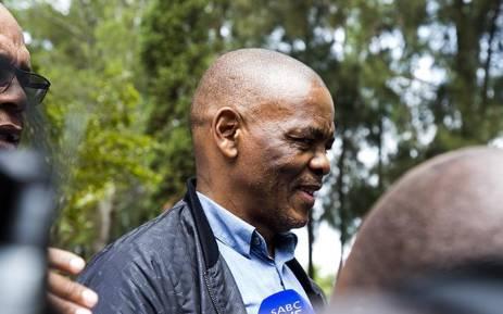 FILE: ANC Secretary-General Ace Magashule. Picture: Kayleen Morgan/EWN.