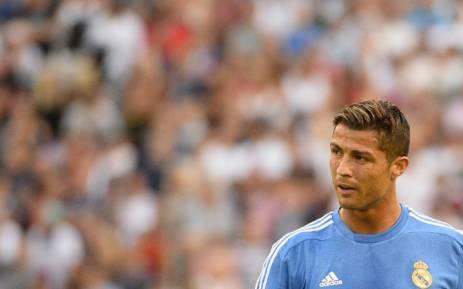 FILE: Cristiano Ronaldo. Picture: AFP