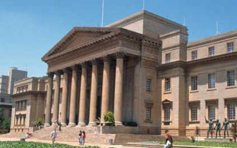 Wits University. Picture: joburg.org.za.
