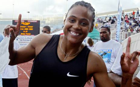 FILE: US sprinter Marion Jones, who admitted to lying to federal agents about using drugs. Picture: AFP