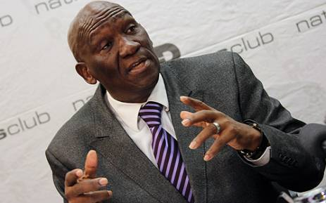Deputy Minister Bheki Cele in hospital after auto accident