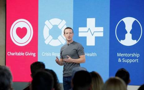 Facebook Founder and CEO Mark Zuckerberg. Picture: Facebook.com.