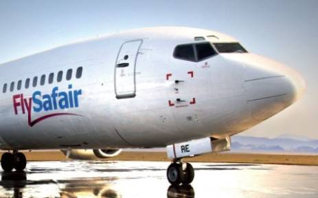 Low-cost airline FlySafair has concluded its BBBEE transaction but won't take off just yet. Picture: FlySafair.co.za.