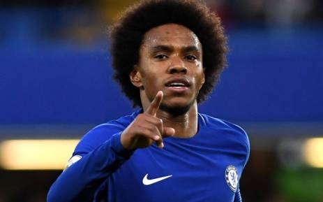 Antonio Conte lauds Willian as Chelsea set sights on Barcelona
