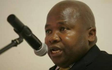 Former Merafong Mayor David van Rooyen has replaced Nhlanhla Nene as Minister of Finance. Picture: Merafong Facebook page