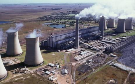 FILE: Eskom's Hendrina power station in Mpumalanga. Picture: eskom.co.za