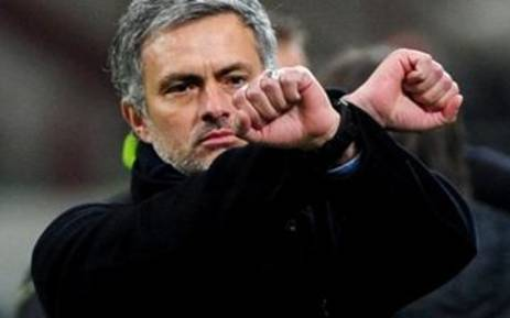 FILE: Jose Mourinho. Picture: AFP.
