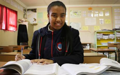 FILE: On-going gang violence in Manenberg has interrupted Kauthar Fortune's preparation for her final exams. Many youngsters in Manenberg have been drawn into a life of crime, giving into gang pressures. Picture: Bertram Malgas/EWN