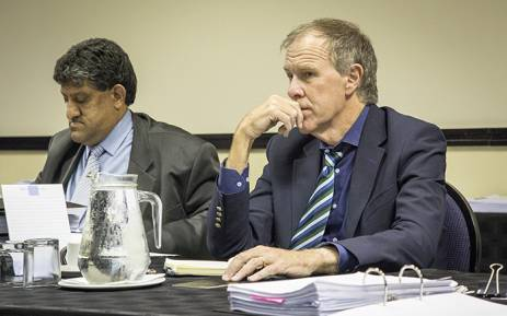FILE: Banting diet advocate Tim Noakes (R). Picture: Thomas Holder/EWN.