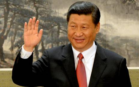 Chinese Vice president Xi Jinping was appointed China's new leader at the helm of a revamped top power circle that will face the tricky task of setting the planet's second-largest economy on a new course. Picture: AFP